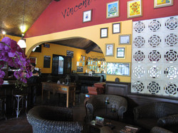 Enjoy local & international cuisine
