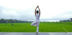 Benefit from yoga in Ubud