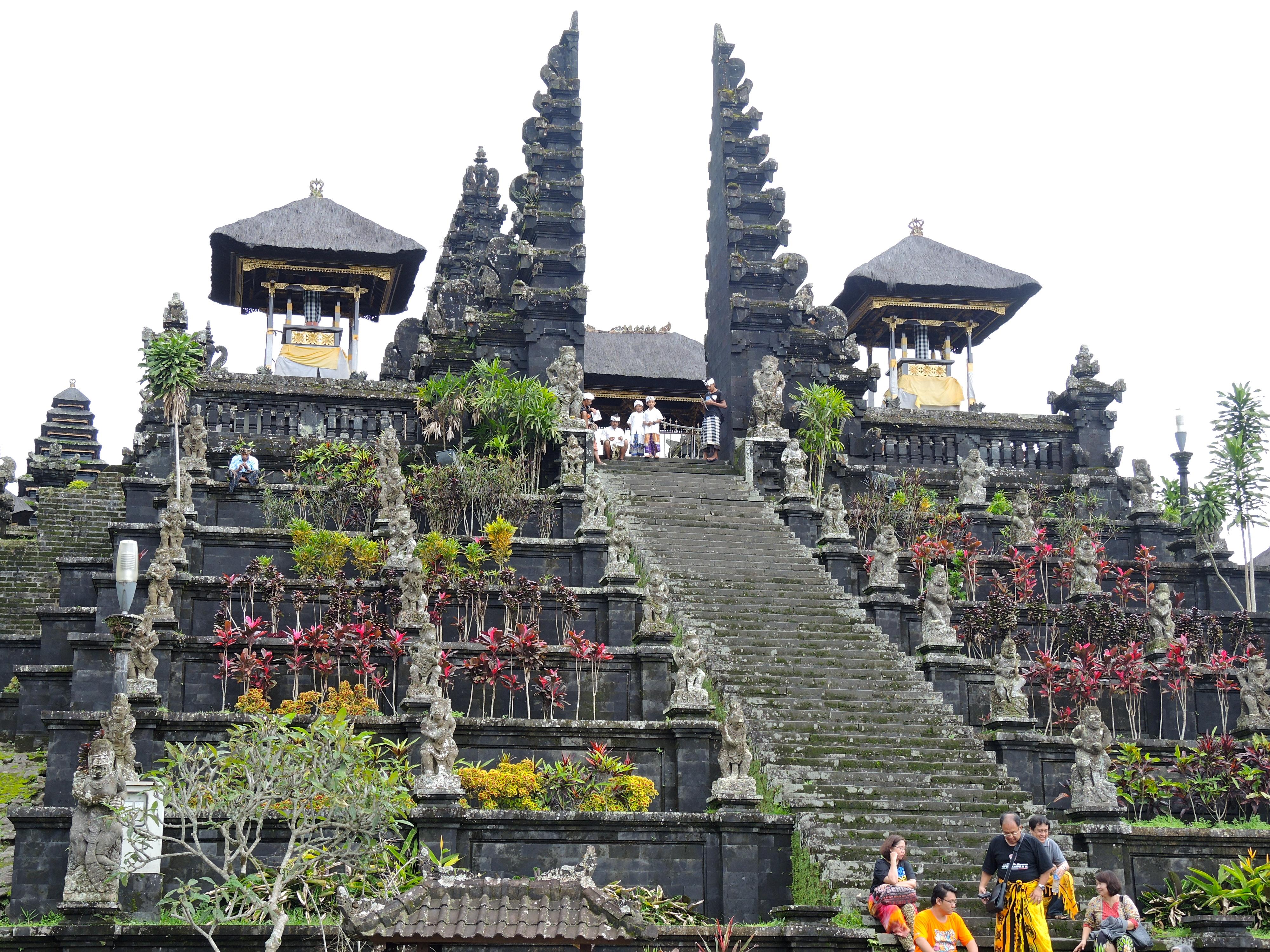 Get spiritual at Besakih temple