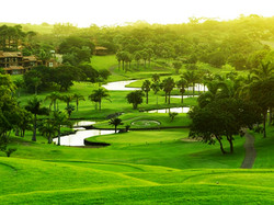 Spoil your walk with some golf