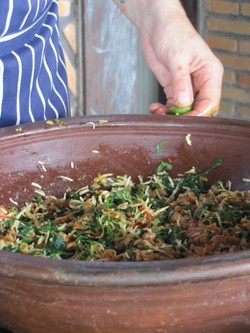 Experiment with Balinese cooking