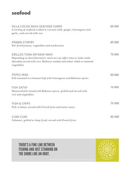 Villa Cocoa Maya menu seafood.jpg