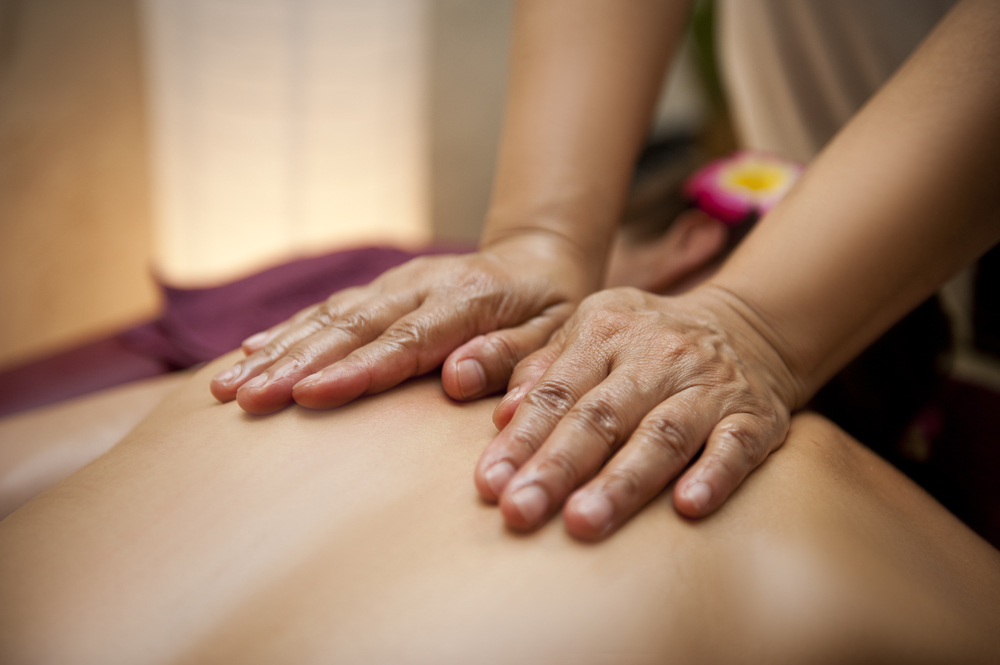Enjoy an in-house massage