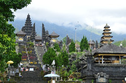 Commune with the gods at Besakih