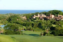 San Lameer golf course & ocean view
