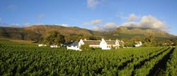 Scenic wine routes