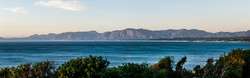 De Kelders, The Lookout at Whale Cove, panoramic view of the Overberg from the balcony