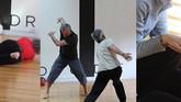 vendredi 16 octobre 2020 - Danse Biodynamique avec Sandrine ROSSI