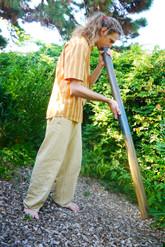Samedi 12 juin 2021 - danse biodynamique et didgeridoo