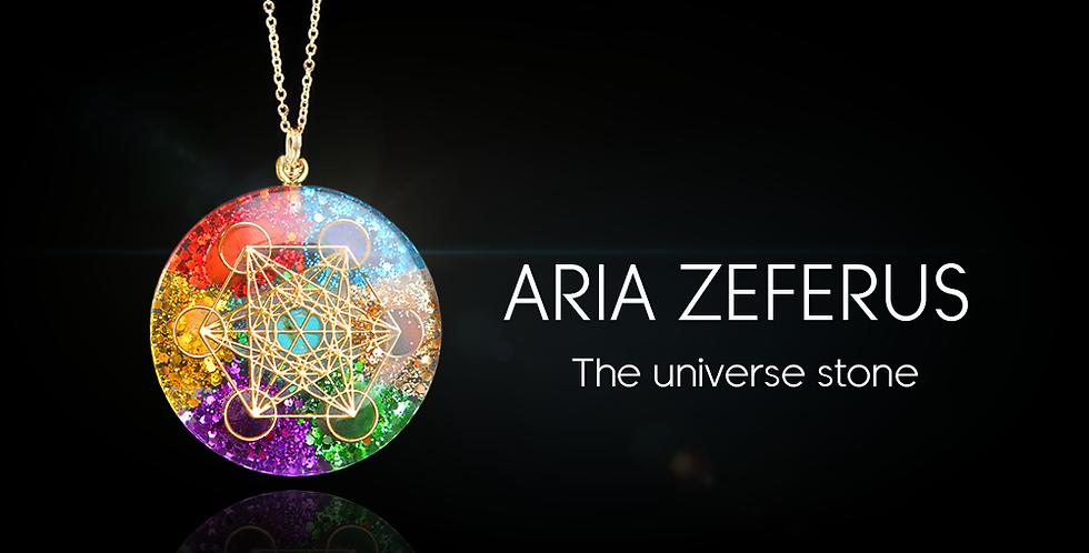 Aria Zeferus - The Universe Stone