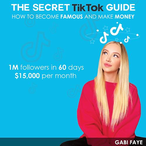 The secret TikTok guide
