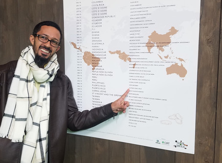 Cocoa Farmer Recognized on the World Stage