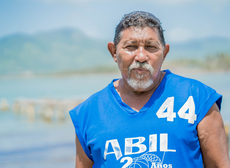 65-Year-Old Ocean Warrior of Yabucoa Refuses to Quit