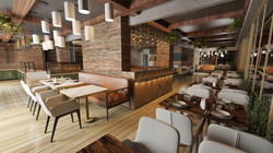 Restorant İç Tasarım