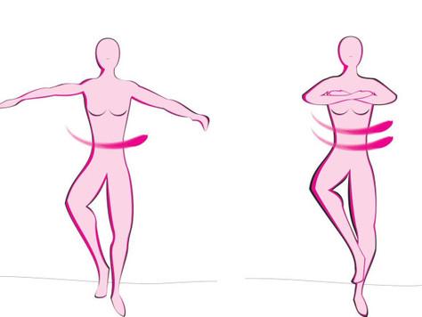 Movimente o seu corpo
