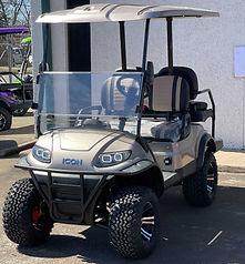 ICON 4 Passenger Golf Cart