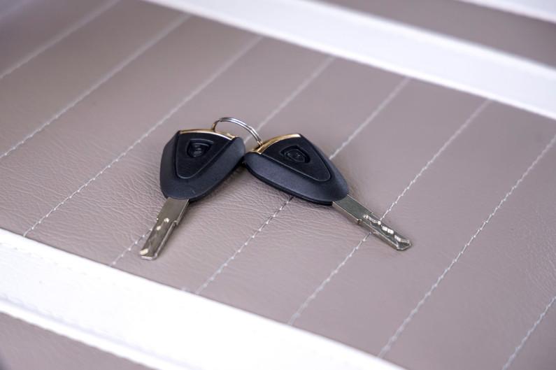 ICON Golf Cart Keys