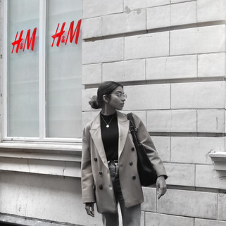 One Stop Shop Outfit: H&M