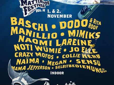 Mattenhof Festival Viva con Aqua