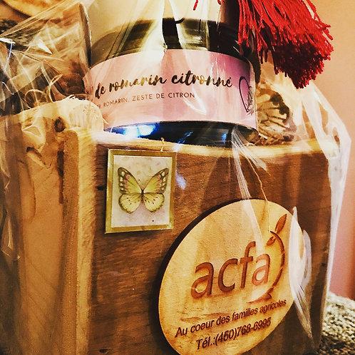 Boîte ACFA avec 1 pot de 150ml
