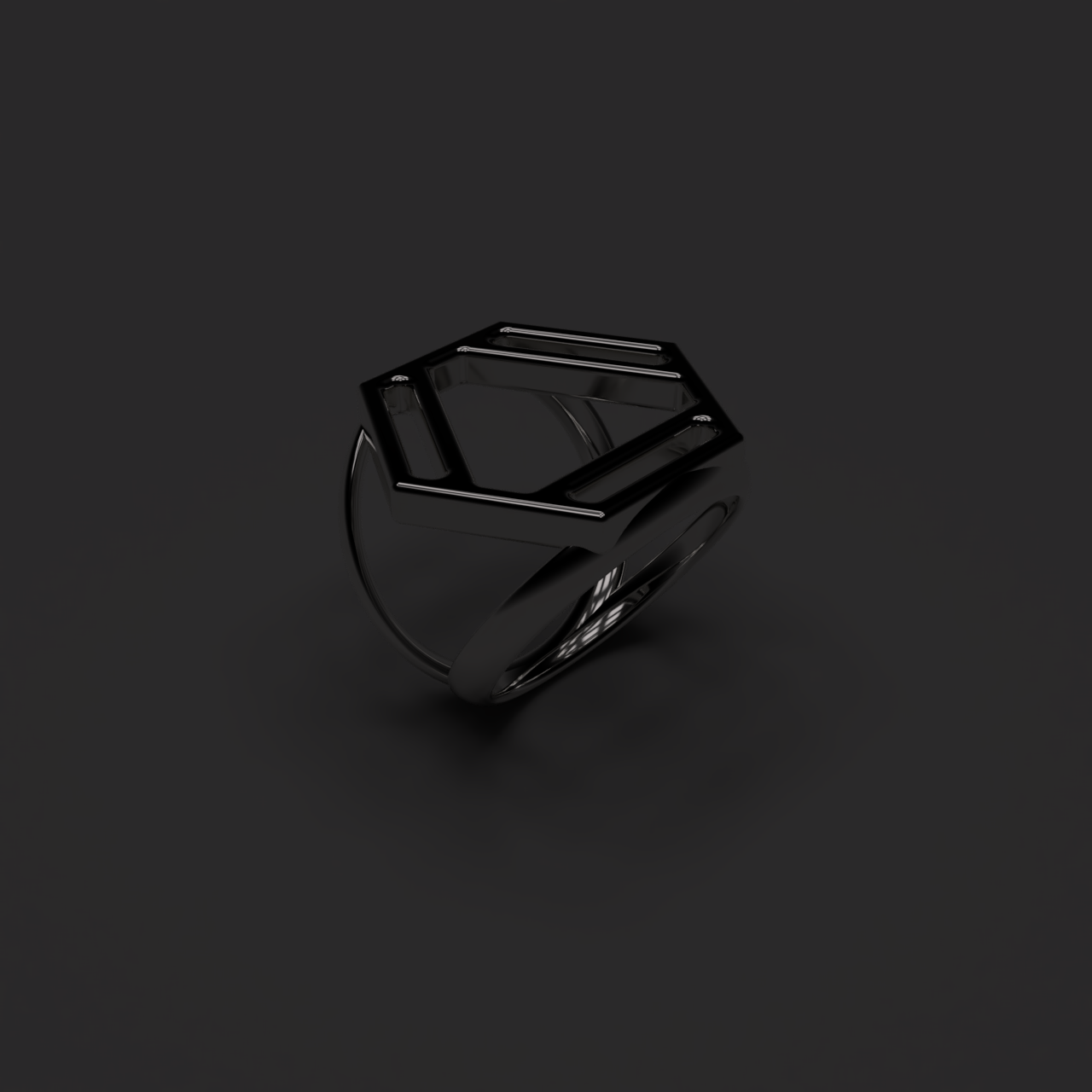 Benzene Tri Ring / 識見