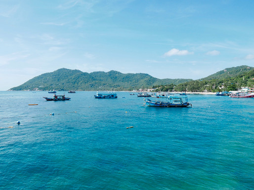 The Travel Diaries: Koh Tao, Thailand