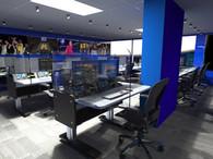 Staples Center Control Room Render