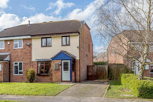 3 Bed Semi Detached Family Home - Whar Hall Road, SOLIHULL, B92 0PE