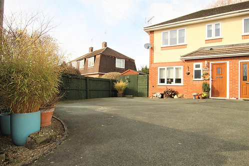 3 Bed Semi Detached Family Home - Weston Rhyn, Oswestry