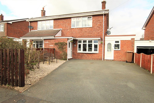 3 Bed Semi Detached Family Home - Gobowen