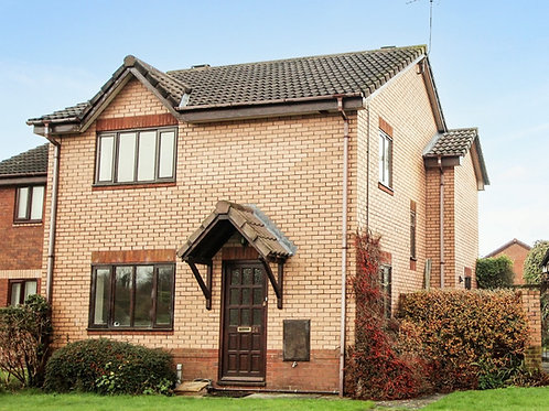 3 Bed Family Home with garage - Longueville Drive, Oswestry