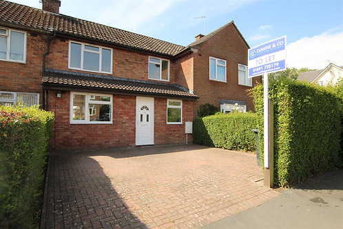 3 Bed Mid Terrace - TO LET