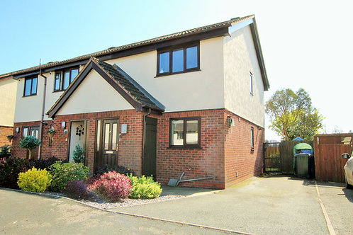 2 Bed Semi Detached Home - Victoria Green, Oswestry