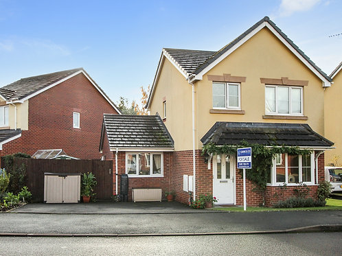 3 Bed Detached Family Home - Parc Hafod, Four Crosses, LLanymynech, SY22