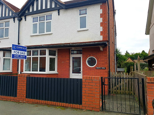 3 Bed Semi Detached Family Home - Edward Street, Oswestry