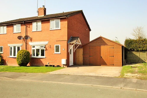 3 Bed Semi Detached Family Home - St Martins, Oswestry
