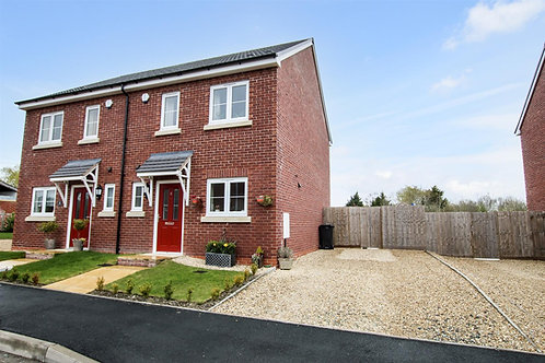 2 Bed Semi Detached Home - Hengoed, Oswestry