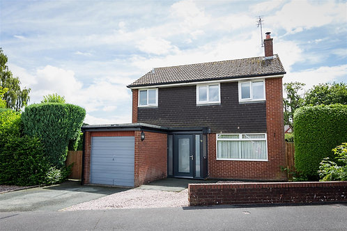 3 Bed Detached Family Home - Whittington