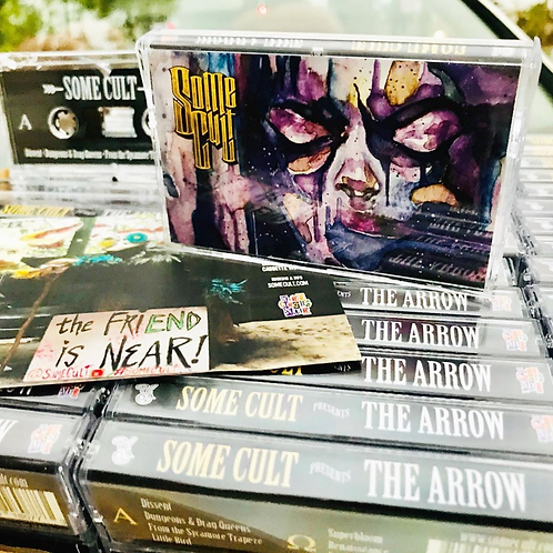 The Arrow - Cassette