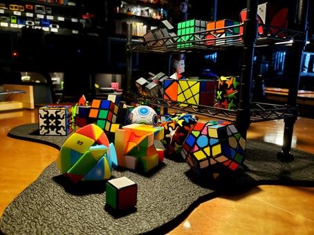 Rubik-mania!