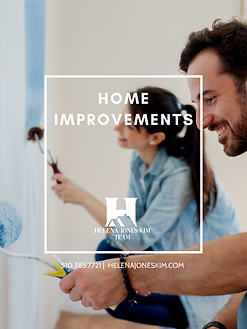 hOME IMPROVEMENTS HELENA JONES-KIM COVER