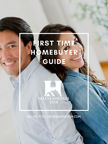 FIRST TIME HOME BUYER GUIDE HELENA JONES