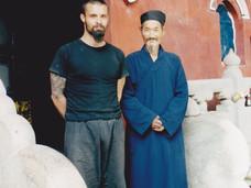 Voyage à Wudang Shan en 2002, par M. Drake.