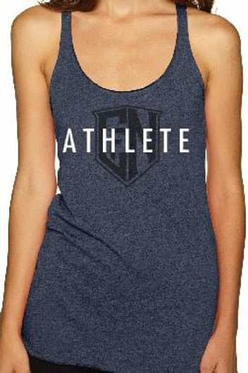 Navy Athlete Tank