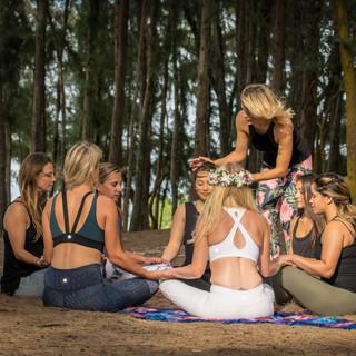 Kailua Beach Meditation