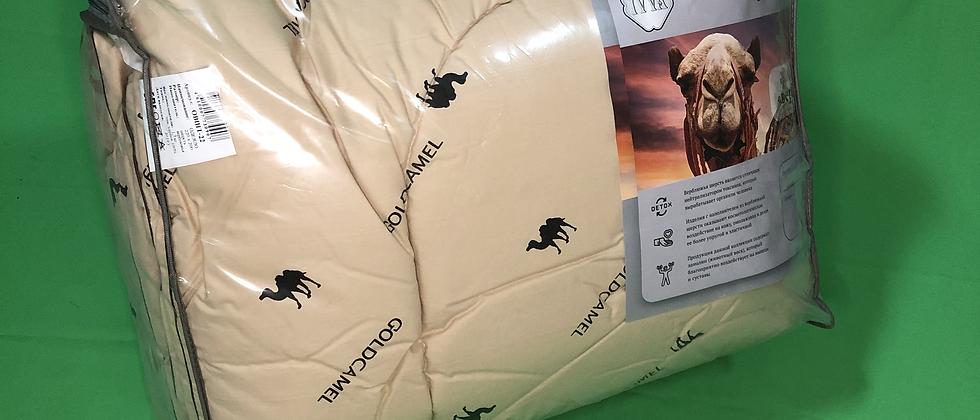 Одеяло Верблюжья шерсть классическое евро