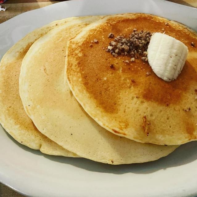 Mr Johns pancakes