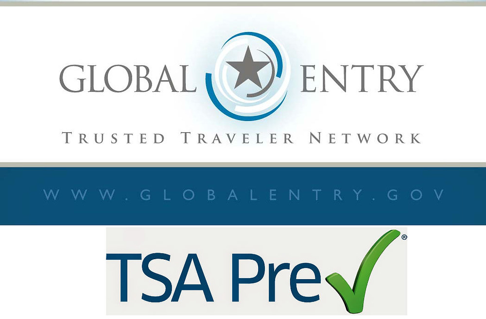Global Entry or TSA Pre-Check