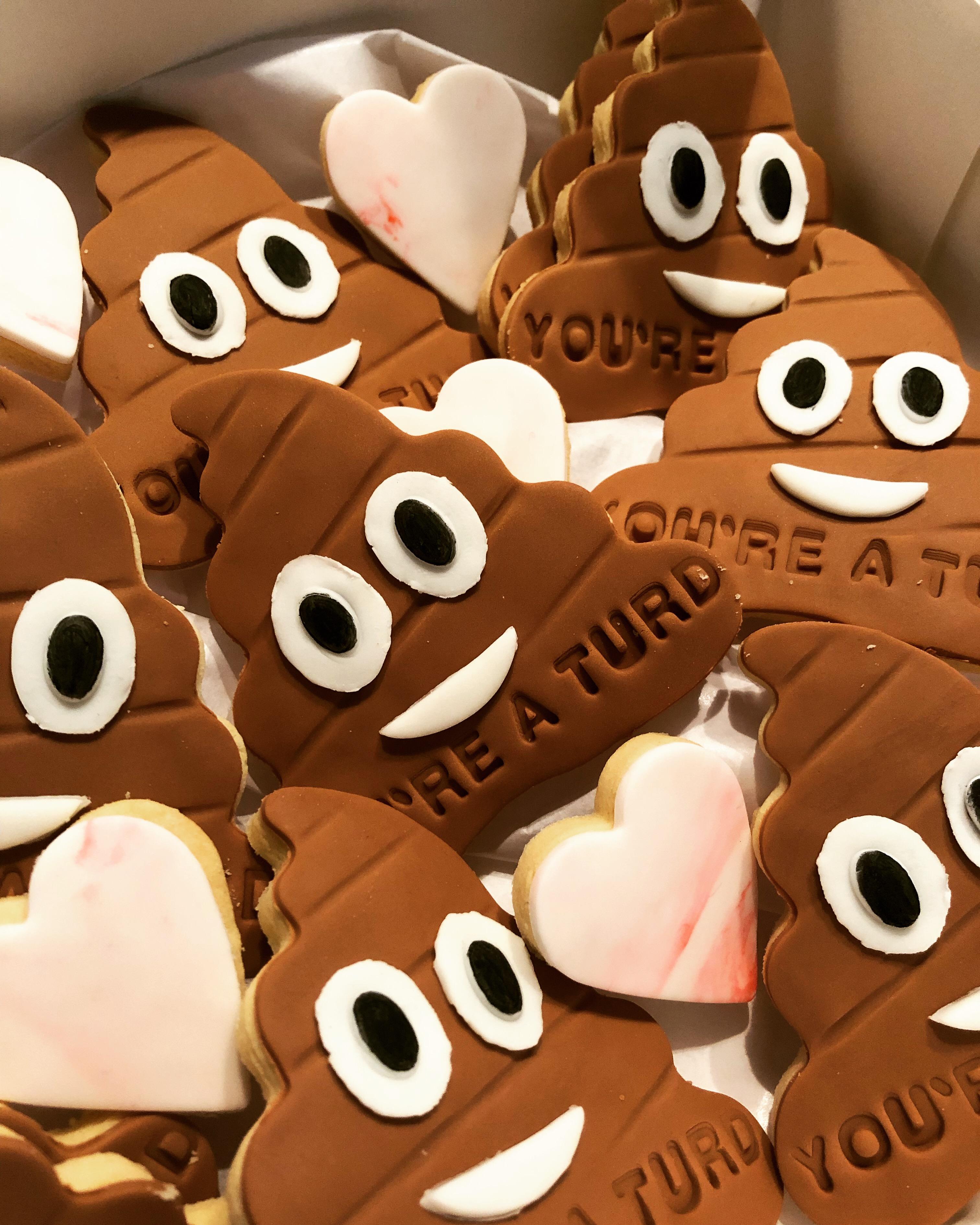 Fondant Biscuit