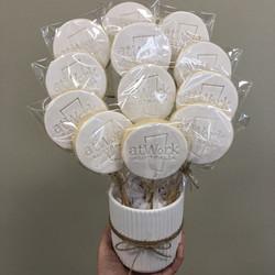Biscuit Bouquet - Fondant